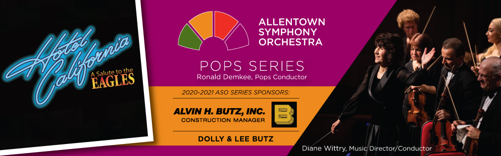 Aso Christmas Pops 2020 Miller Symphony Hall   Downtown Allentown